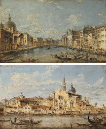 Venice, the Grand Canal with S
