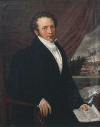 PORTRAIT OF A GENTLEMAN, SEATE