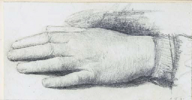 STUDY OF A CHILD'S HAND