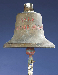 THE SHIP'S BELL FROM THE MANCH
