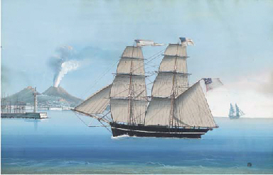 The brig Brothers of Poole und