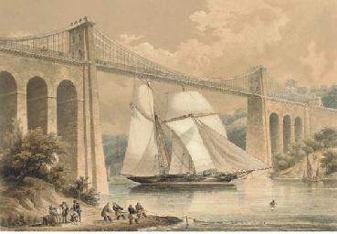 The schooner yacht Wyvern, R.Y