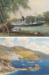 The Booth Line vessel Hildebra
