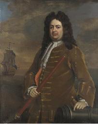 Portrait of Admiral Sir Thomas