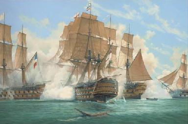 The Battle of Trafalgar, 21st