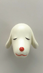 Untitled (Puppy Head)