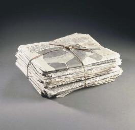 Newspaper (Love Triangle)