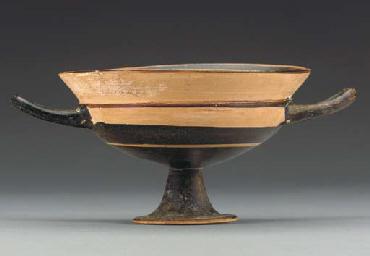 A GREEK LIP-CUP