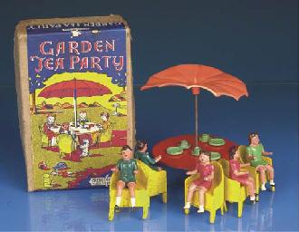 Crescent Children's Garden Tea