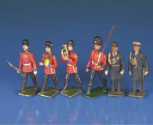 Heyde Figures, Assorted