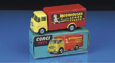 Early Corgi Commercials