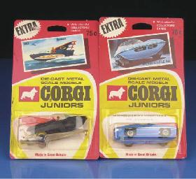 Corgi Juniors Film and TV
