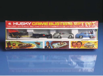 A Husky 3008 Crimebusters Gift