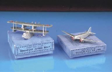 Dinky pre-war Aircraft