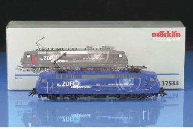 Märklin Special livery Electri