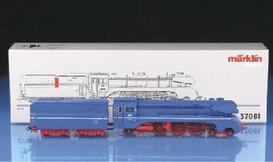 Märklin Steam outline digital