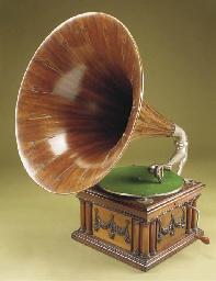 A New Melba gramophone,