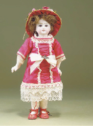 A Belton-type child doll