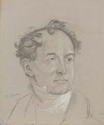 Portrait of Thomas Moore (1779