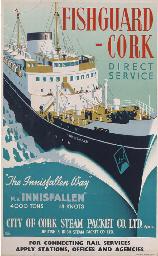 FISHGUARD-CORK, 'INNESFALLEN'