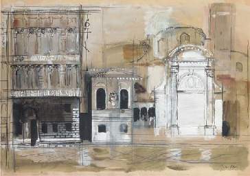 Venetian facades