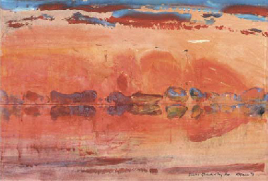 Sunset Gruinard Bay