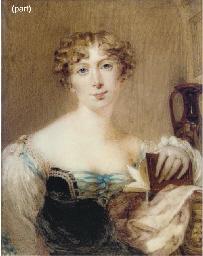 Emma Kendrick, circa 1815