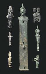 SEVEN ROMAN OBJECTS