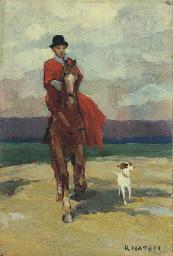 Signora a cavallo