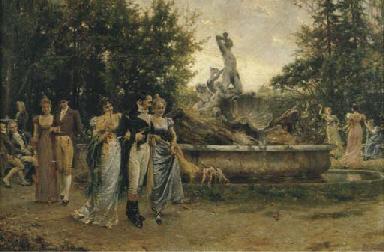 Post Prandium, 1898
