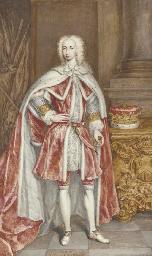 Portrait of Edmund, Duke of Bu