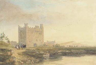 An Old Border Castle