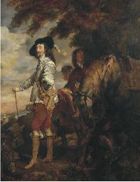 Ritratto di Carlo I d'Inghilte