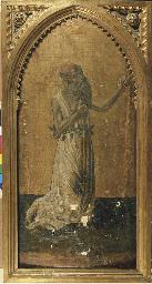 Santo penitente (San Paolo Ere