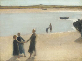 Fisher Children, Étaples