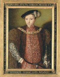 Portrait of King Edward VI, ha