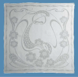 (21) A FINE AND LARGE DAMASK-L