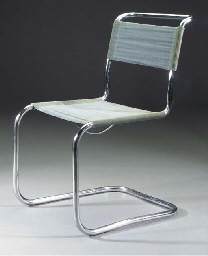 S33, a tubular metal chair