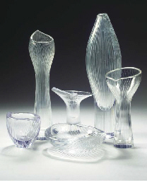 (6)  Art Object 3561, a glass
