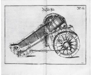 FURTENBACH, Joseph (1591-1667)