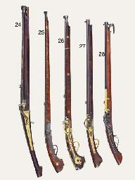 A Matchlock Gun