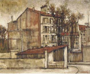 Passage Dantzig, Paris, 15e