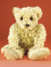 A rare Alpha Farnell teddy bea