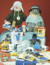 A collection of Paddington Bea
