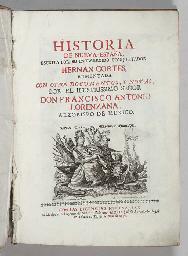 CORTÉS, Hernan (1485-1547) & F