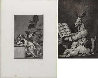 GOYA Y LUCIENTES, Francisco Jo