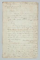 BRODHEAD, Daniel (1736-1809, I
