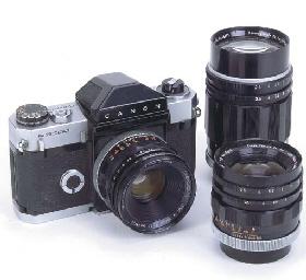 Canonflex R2000 no. 54674