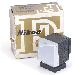 Nikon F action finder