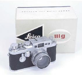 Leica IIIg no. 980658